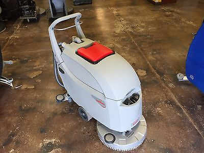 "Comac CB50 20"" Walk Behind Scrubber.  Demo Model Under 5 Hours!!!"