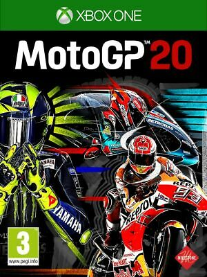 MotoGP 20 (Xbox One) Brand New & Sealed Free UK P&P In Stock Now