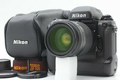 【 N MINT in CASE S/N 315xxxx 】 Nikon F5 + AF Nikkor 35-70mm f/2.8 D from JAPAN