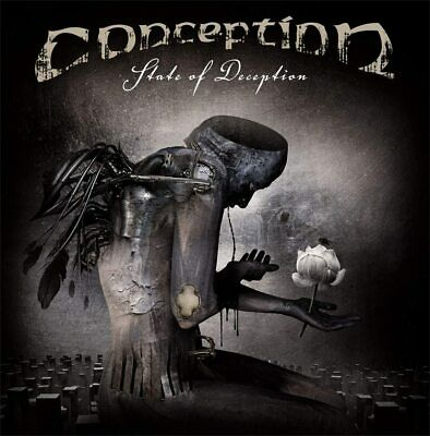 CONCEPTION State Of Deception CD NEW 2020 Tore Ostby Roy Khan (Kamelot)