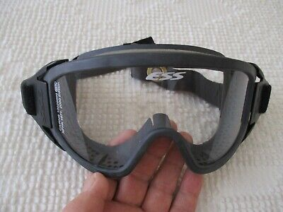 Cairns ESS Fire Helmet Goggles Clear - Used as Display Item