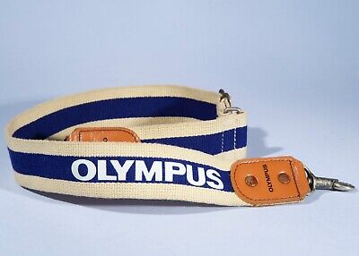 Olympus Hunter Wide Camera Strap * Quality Genuine Olympus Strap * Excellent