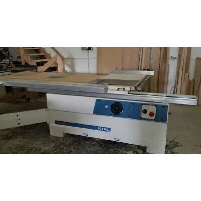 SCM Mini Max SC4 WS Sliding Table Saw
