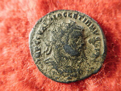 Roman Coin - Guaranteed Ancient & Authentic - Diocletian  284-305 A.D. (YY21)
