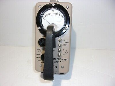 Eberline RO-2A Ion Chamber Survey Instrument
