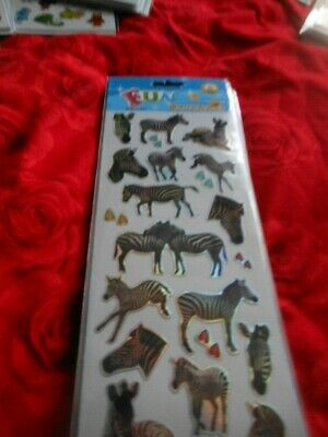 Fun Stickers Children Birthday Party Loot Bag Fillers Kids Decorating 25% off