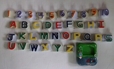 Leap Frog Fridge Phonics & Number With Numbers 1-10 & Alphabet Missing letter T