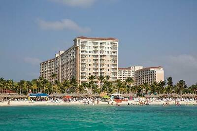 2 Bedroom Lockoff, Marriott Aruba Surf Club, Annual, Gold Season, Timeshare