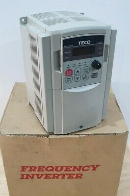 Teco 7300cv phase converter/ speedcon (5 hp / 3.7 kW)