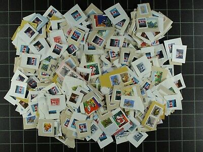 Weeda Canada Uncancelled postage, unused on and off paper Face Value $200.12 FV