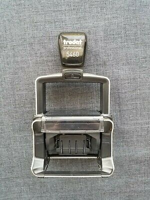 Trodat 5460 Black Self Inking Stamp Til 2028