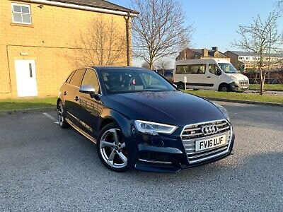 2016 16Reg Audi A3 S Line 1.4 Tfsi S3 Conversion Light Damaged Repaired Cat S