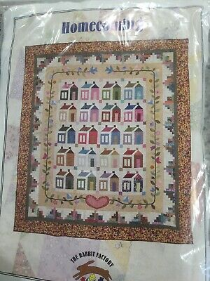 Homecoming Quilt Kit by The Rabbit Factory