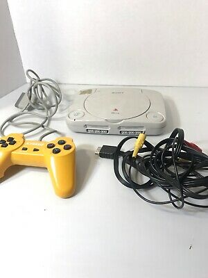 Sony Playstation 1 PSONE PS1 System Console Mini - No power supply SCPH-101