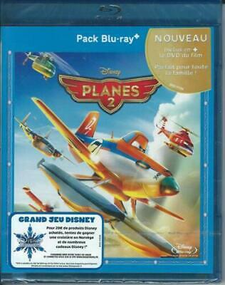 Blu-ray + DVD PLANES 2 (Neuf sous blister) *