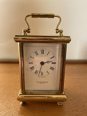 Taylor and Bligh Carriage Clock, Not in Working Order