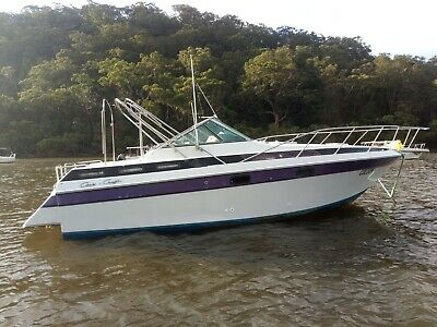 Bayliner / Chris craft. 2855 sportscruiser unfinished project