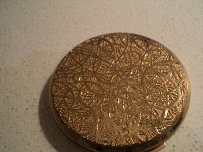 Vintage Stratton England mirrored compact