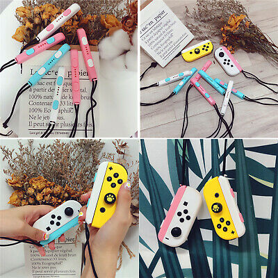 Colorful Anti Dropping Wrist Strap Rope for NS Switch Joy-Con Gamepad Controller