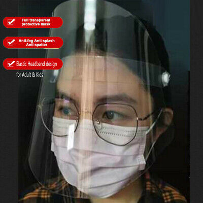 SAFETY FACE SHIELD With CLEAR FLIP-UP VISOR Shop Garden Industry Dental Surgical