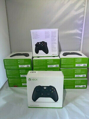 Microsoft Xbox One Wireless Controller 3.5mm XB1 - Black