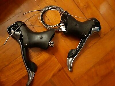 ST7801 SHIMANO COPRILEVE BRACKET COVERS PAIR DURA ACE ST7800 ST7803 10 speed