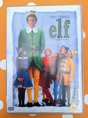 Elf DVD + Free UK Delivery