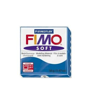 panetto fimo 56gr soft blu pacifico 37 -  - Staedtler
