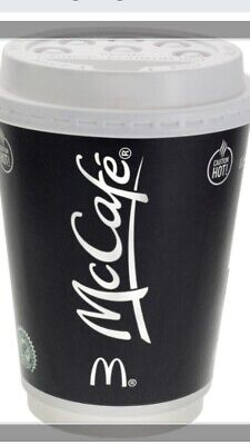 60 X McDonalds Macdonalds Drinks Coffee Bean Loyalty Stickers ULTRAVIOLET ..