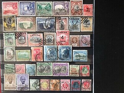 British Commonwealth Hagner Mint/Used with better as obtained