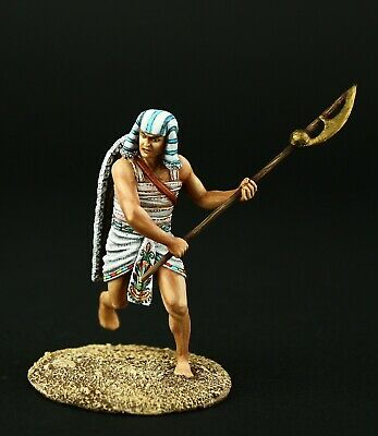 Tin soldier, Museum (TOP), Ancient Egyptian Infantryman 54 mm, Ancient Egypt