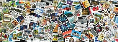 Canada  Stamps  Mixed Lot  150  Used