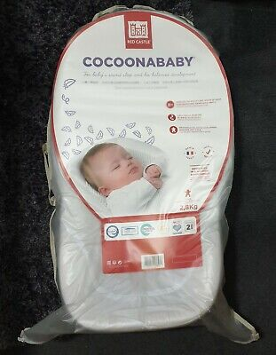 Cocoonababy nest with extra fitted sheet, tummy band and fitted quilt