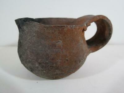 Ancient Roman Pottery Pitcher Excavated at Palace of Caesar