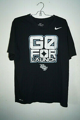Official UCF Space Games Nike Dri-Fit Tshirt Go For Launch  XL The Nike Tee