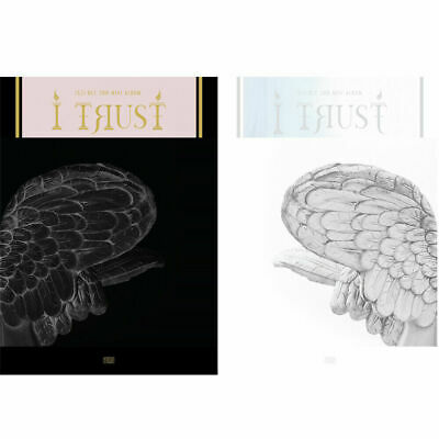 (G)I-DLE - I trust (3rd Mini) CD Lenticular Photocard Brochure Poster Tracking