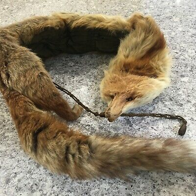Vintage Fox Fur wrap/scarf