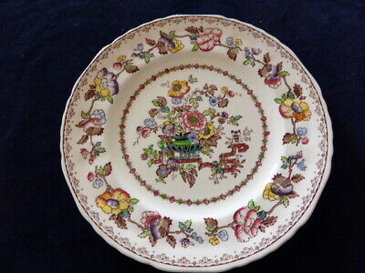"""MASON'S"" display plate- Noble pattern -England"