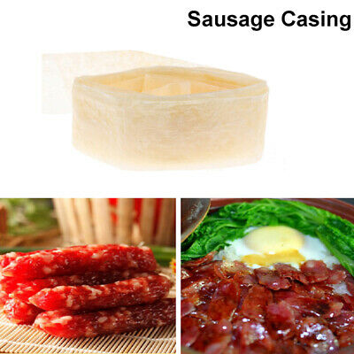 Edible Sausage Casing Packaging Pork Intestine Sausage Tube Casing Sausage To LE