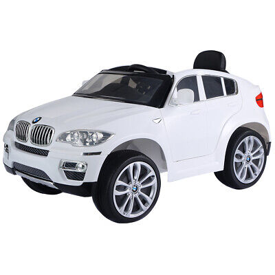Kids Ride On BMW X6 Car Electric Cars Children Remote Control Toy MP3 6V Battery