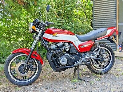 1982 Honda CB900F Bol D'or. Fresh 985 motor everything rebuilt RWC. CB750 CB1100
