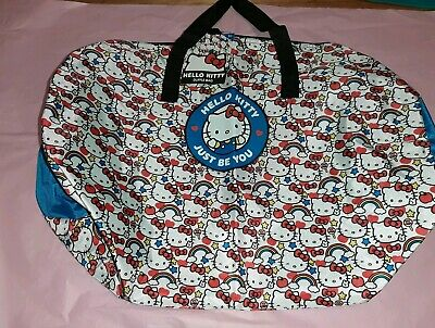 Hello Kitty Duffle Bag  new with tag