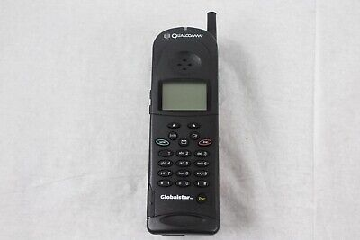 Qualcomm Globalstar GSP-1600 Tri-Mode Portable Satellite Phone (W/ Battery)