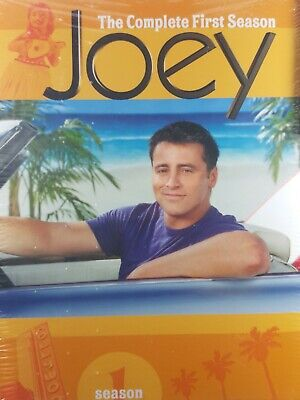 Joey: The Complete First Season (DVD, 2006, 4-Disc Set). RARE New