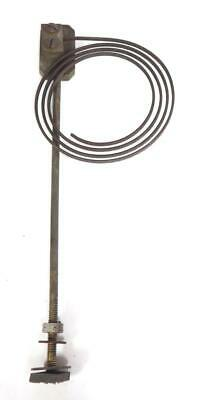 French Mantel Clock Gong Brass & Steel Chime Coiled Gong For French Mantle Clock