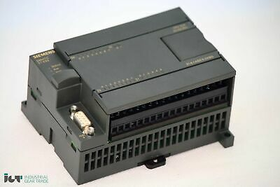 CPU224  S7-200 6ES7 214-1AD23-0XB0 24V DC Supply / DI 14x 24V DC / DO