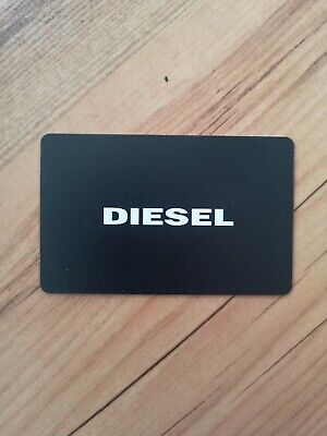 Diesel Gift Card - £48 To spend in-store and or online.