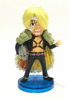 One Piece World Collection Figure WCF Fight Figure FT06 Sanji Banpresto