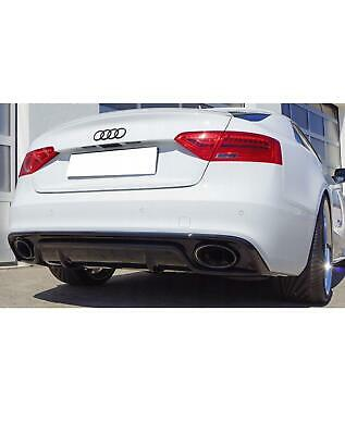 Audi A5 Coupe S-Line Diffusor im RS5 Look