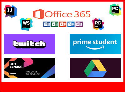 Outlook Edu Email Student Account🔥Office 365🔥Jetbrains🔥Amazon Prime🔥OneDrive